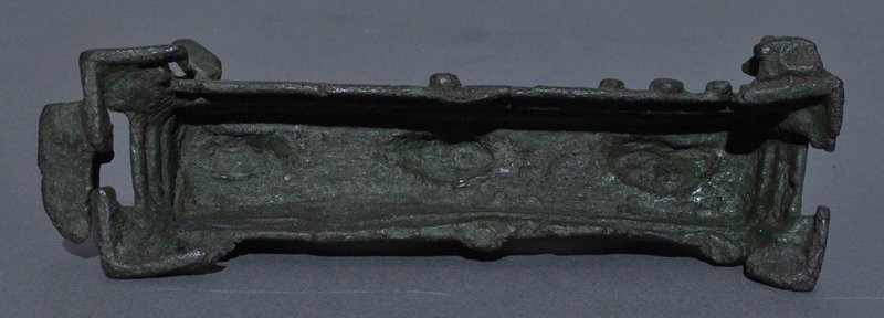 A Rare Indian Pala Bronze 3 Goddess Trinity, 9th-11th C - 3