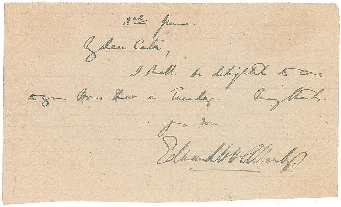 Viscount Edmund Allenby