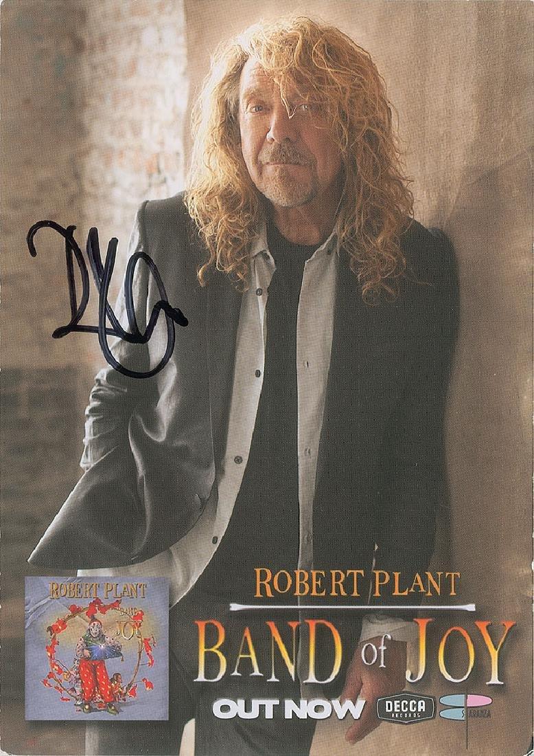 Led Zeppelin: Robert Plant