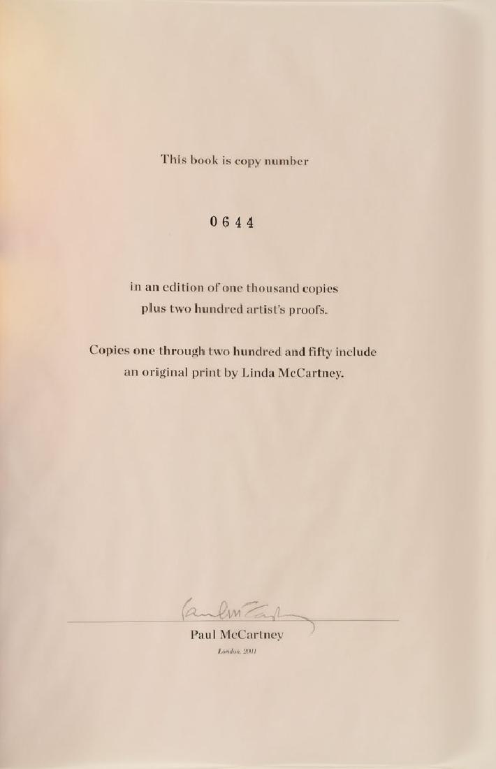 Beatles: Paul and Linda McCartney