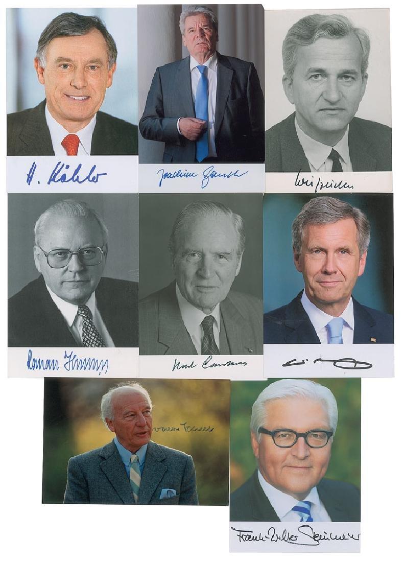 German Presidents