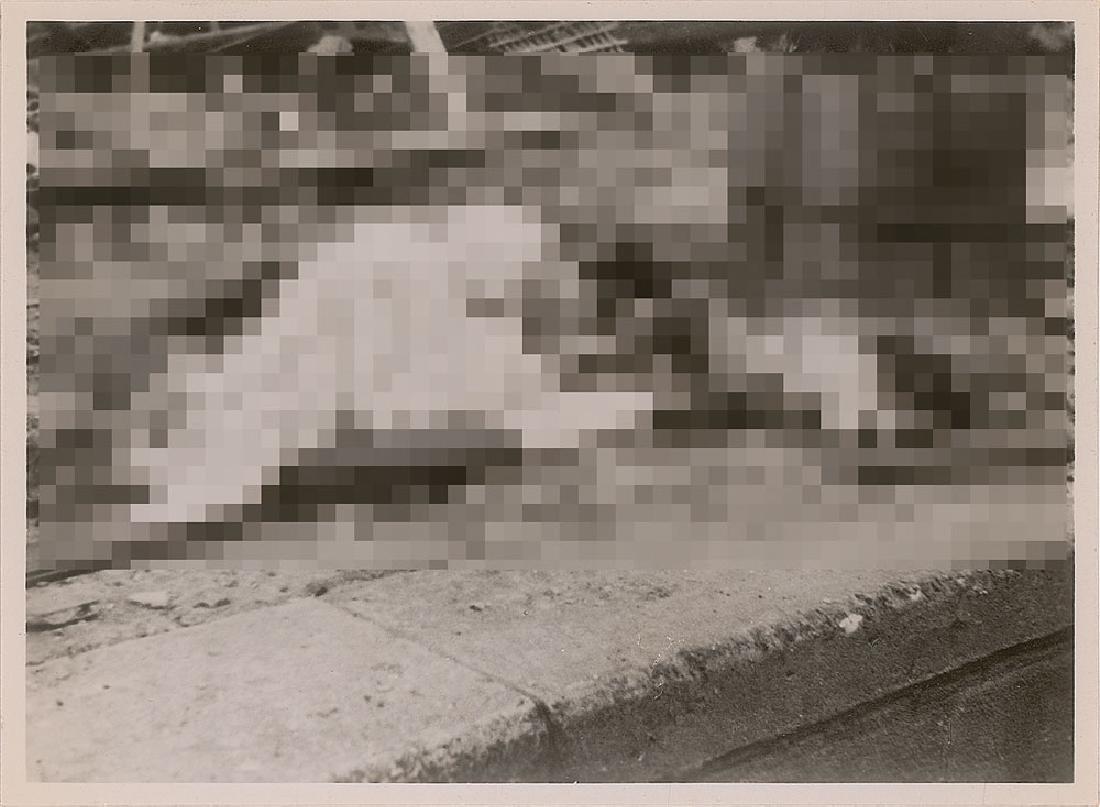 Nagasaki Original Photograph of Casualties by Yosuke Yamahata