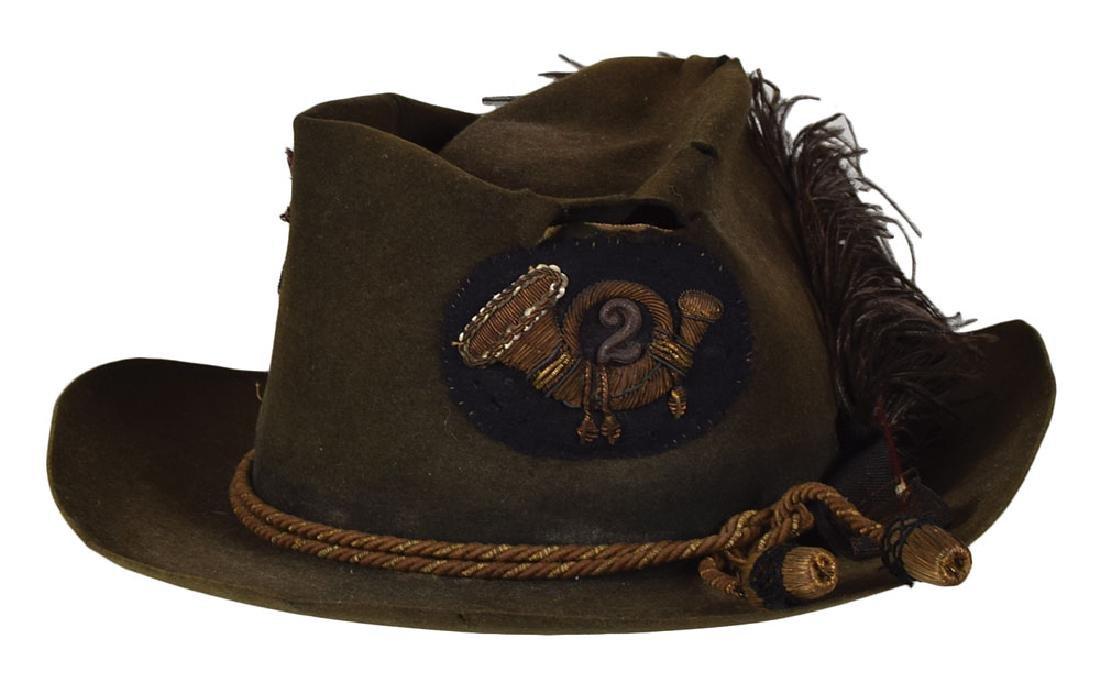 Civil War 2nd Massachusetts Veteran's Slouch Hat