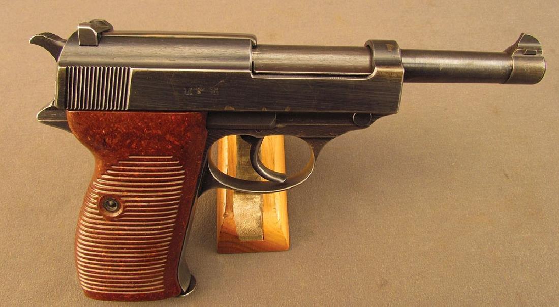 WWII German Mauser P38 Pistol