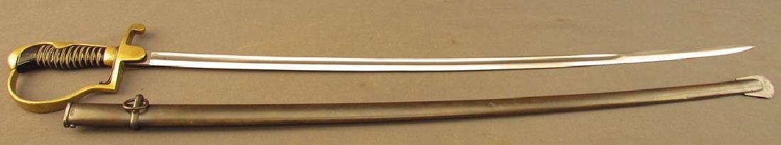 WWII German Army Ordnance Sword by ALCOSO