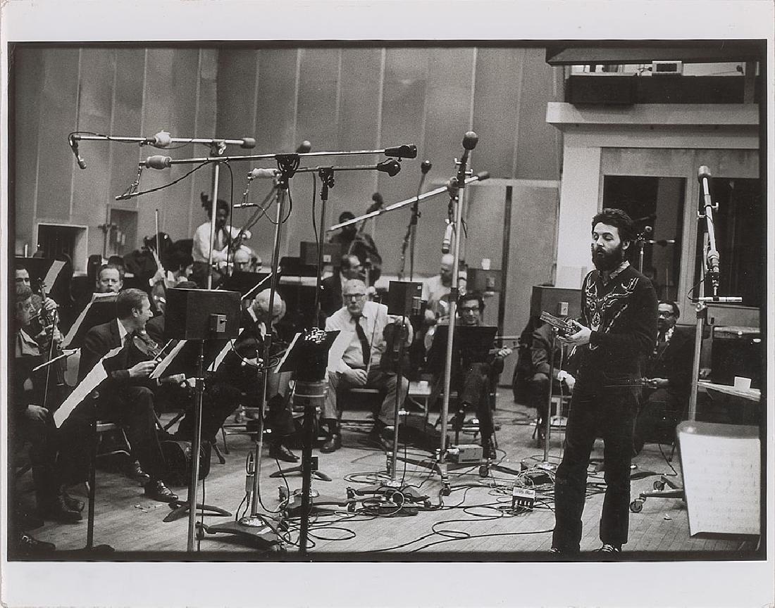 Paul McCartney Original Photograph