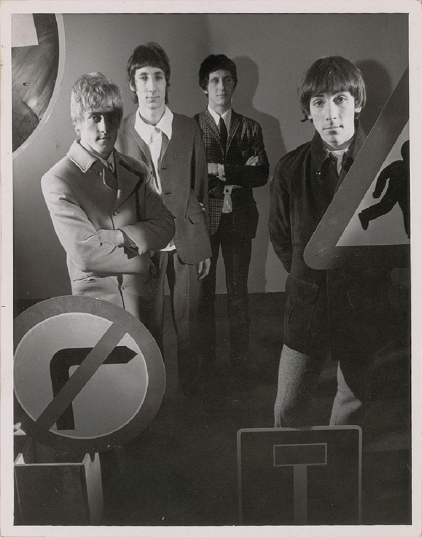 The Who Original Photograph