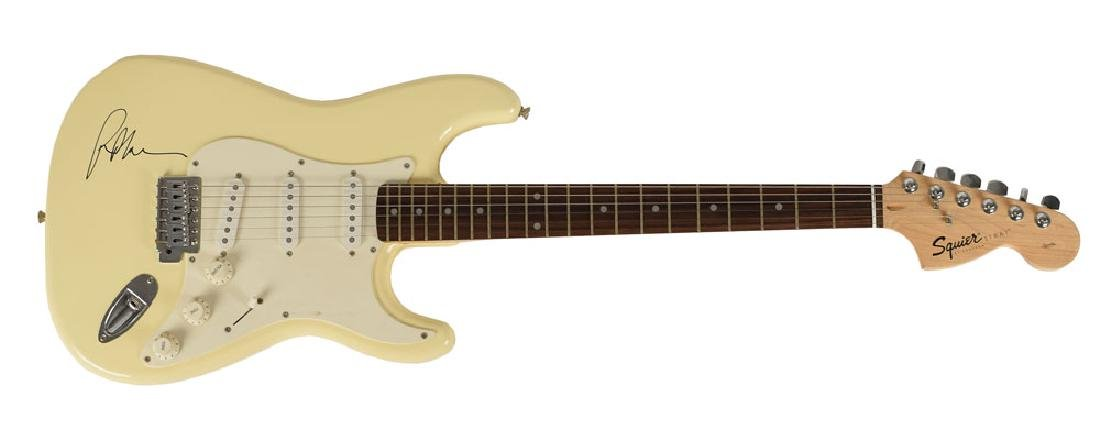 Ritchie Blackmore Signed Guitar