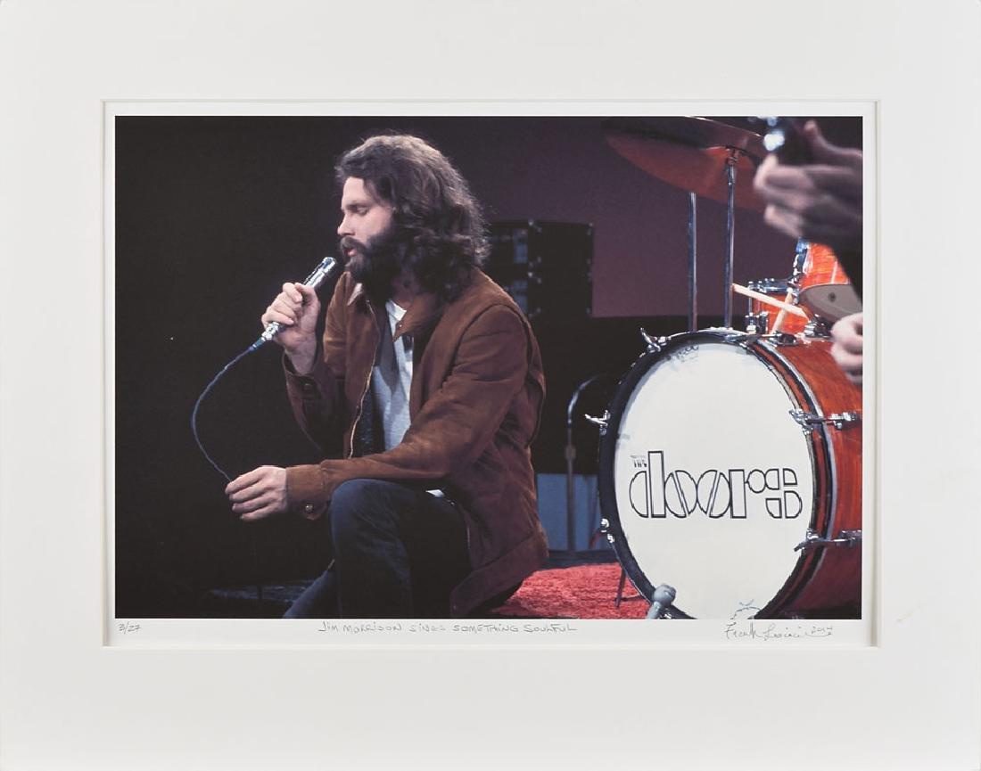 Jim Morrison Photograph