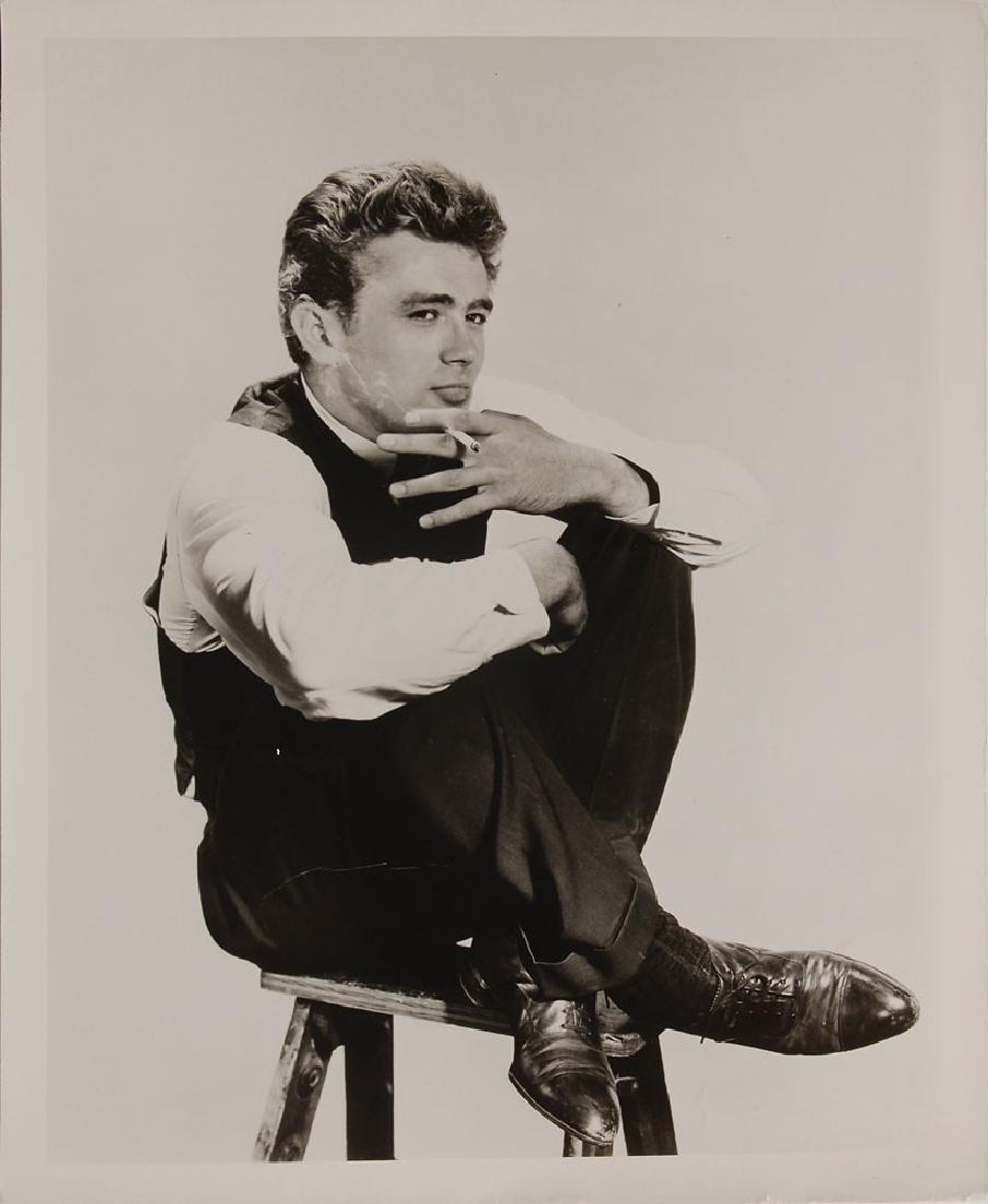 James Dean Photograph