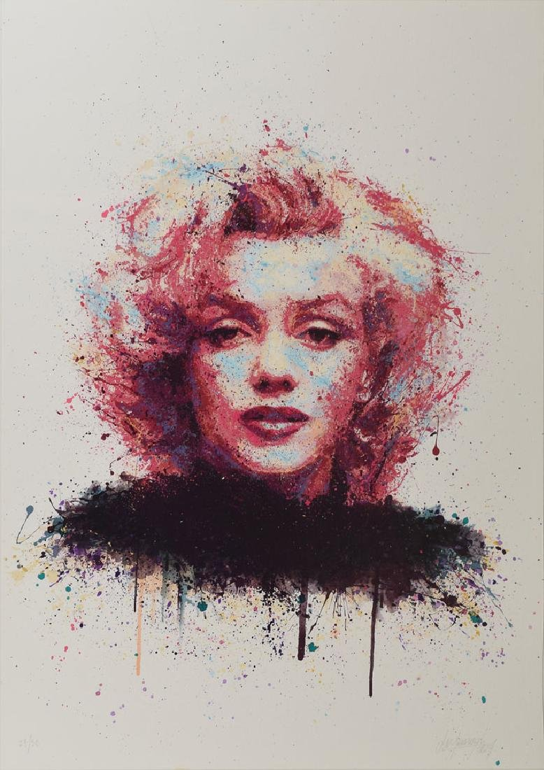 Marilyn Monroe Limited Edition Giclee Print