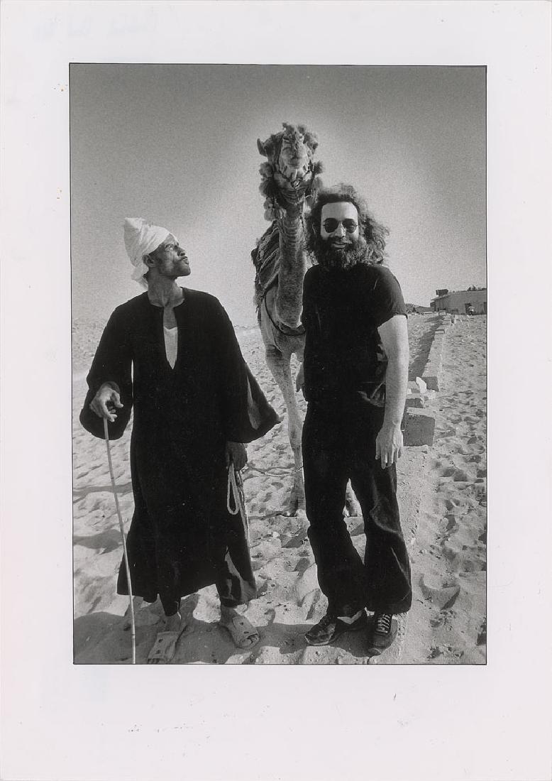 Jerry Garcia Original Photograph