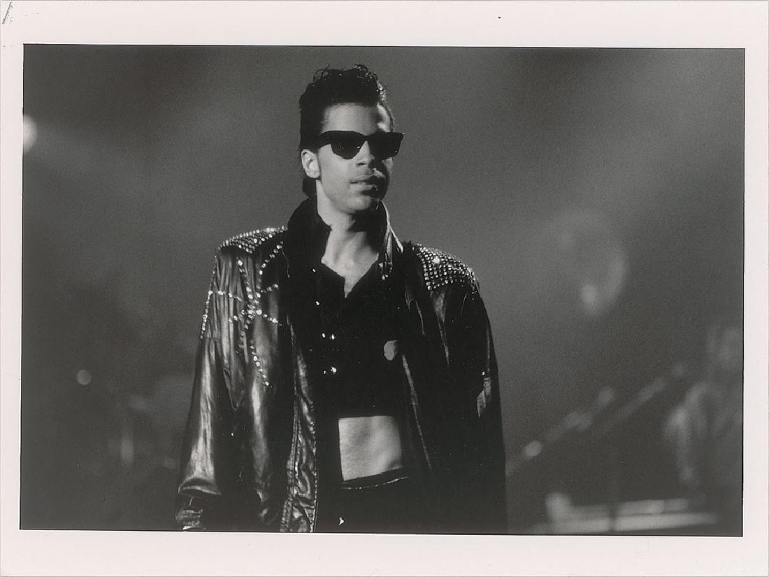 Prince 1986 Parade Tour Original Vintage Photograph