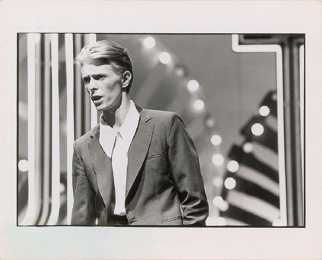 David Bowie Photograph
