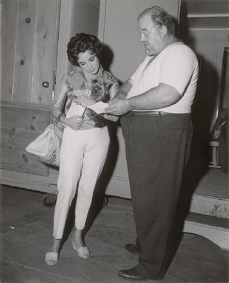 Elizabeth Taylor Original Vintage Photograph