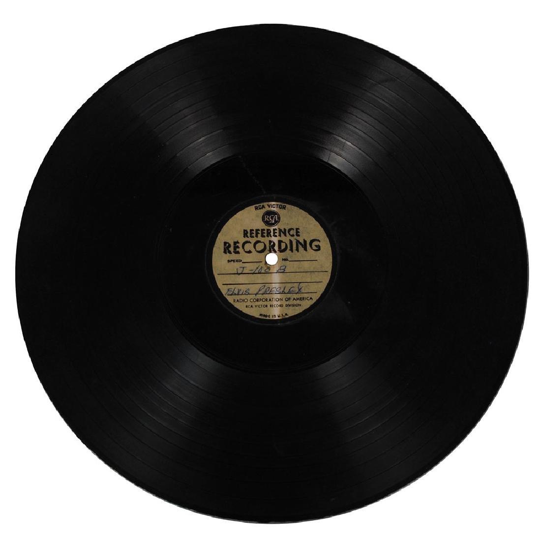Elvis Presley King Creole Record