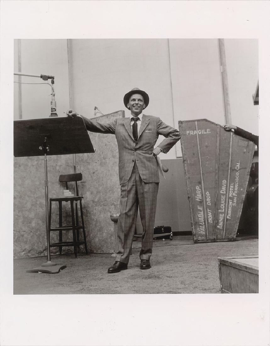 Frank Sinatra Original Photograph