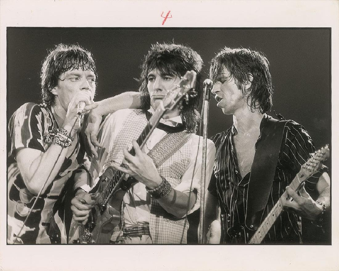 Rolling Stones Photograph