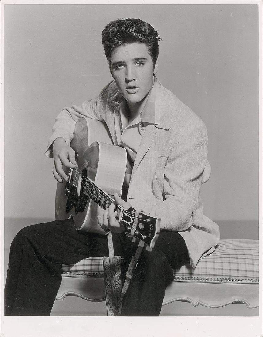 Elvis Presley Original Photograph