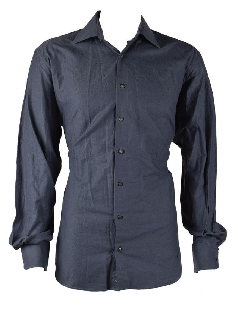 Denzel Washington Screen-Worn Shirt from The Equalizer