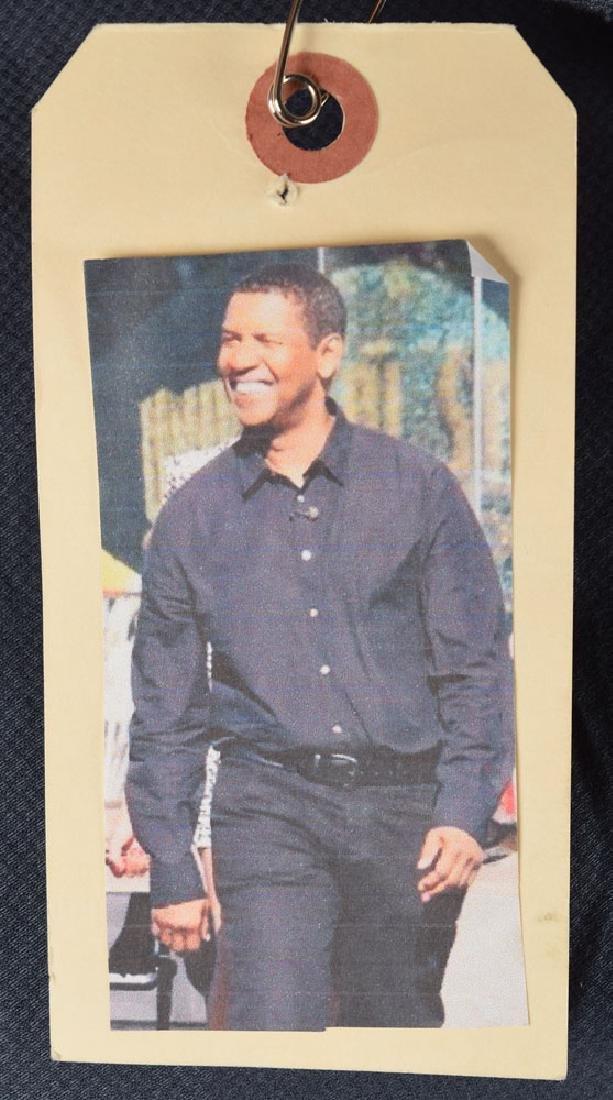 Denzel Washington Screen-Worn Shirt from The Equalizer - 2
