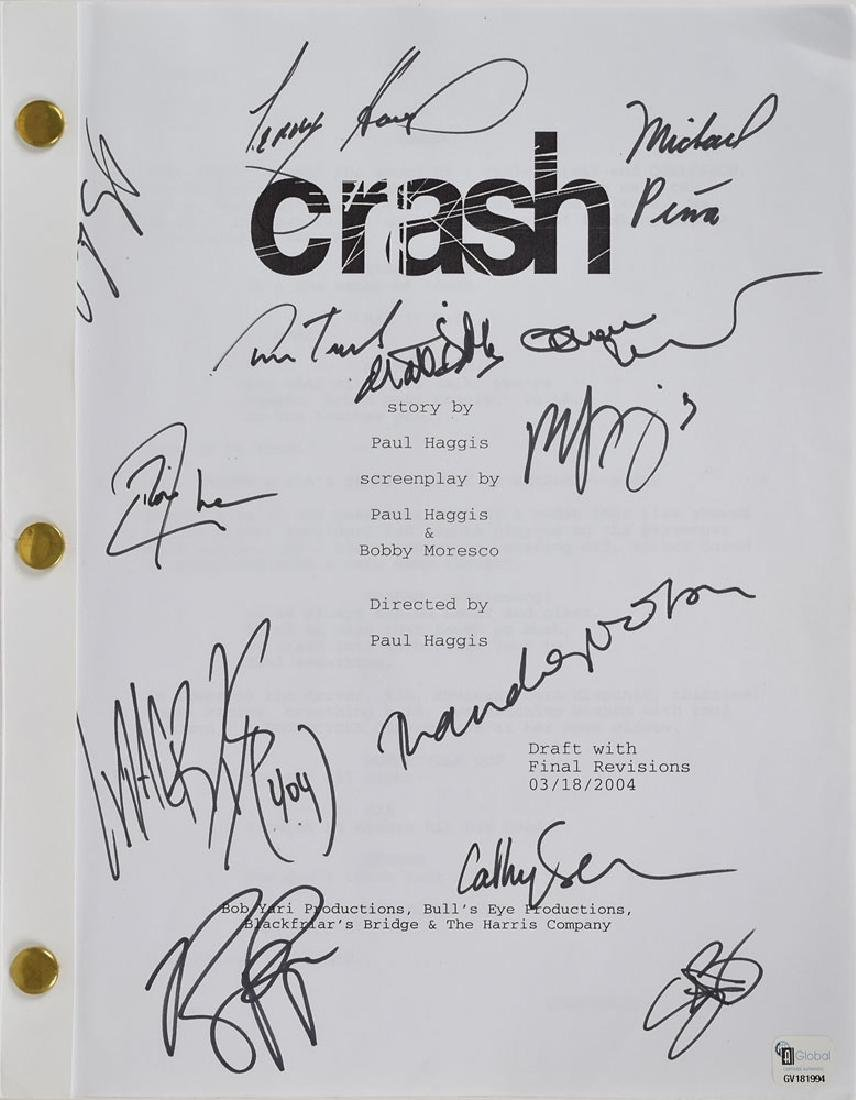 Crash Signed Script