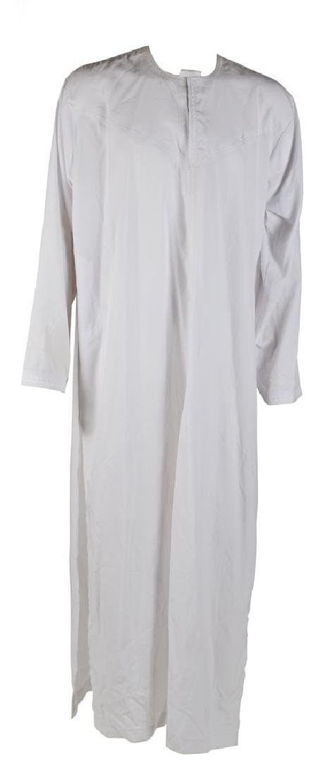 Adam Sandler Screen-Worn Dishdasha Robe from You Don't Mess with the Zohan