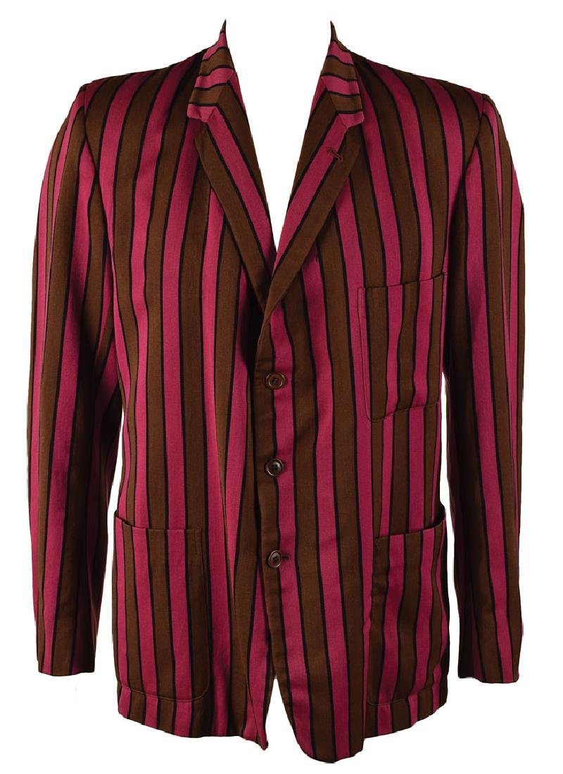Elvis Presley's Striped Jacket