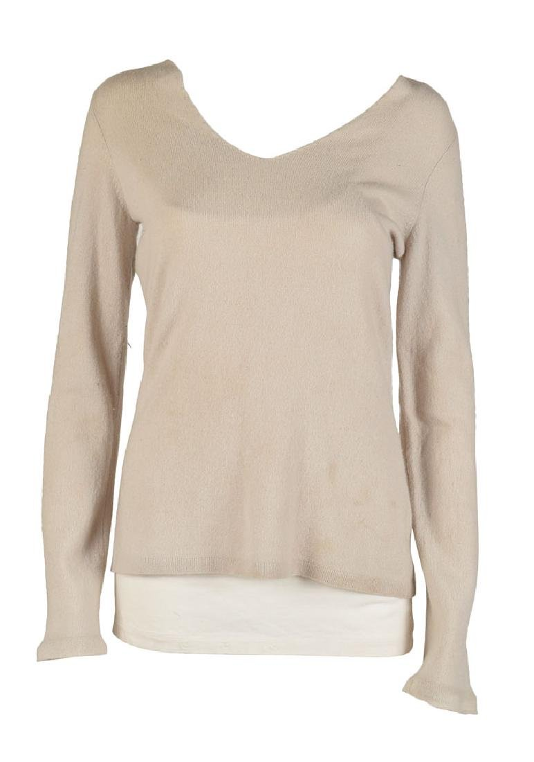Diane Lane's Screen-Worn Undershirt and Sweater from Untraceable