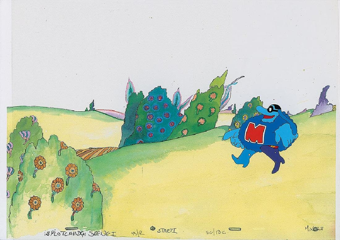 Production cels from Yellow Submarine - 4