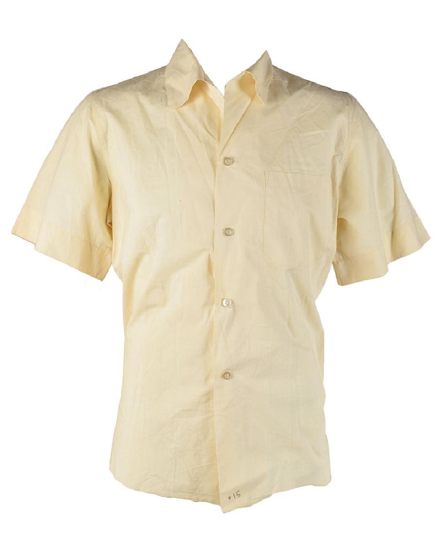 Richard Attenborough Screen-Worn Shirt from The Sand Pebbles