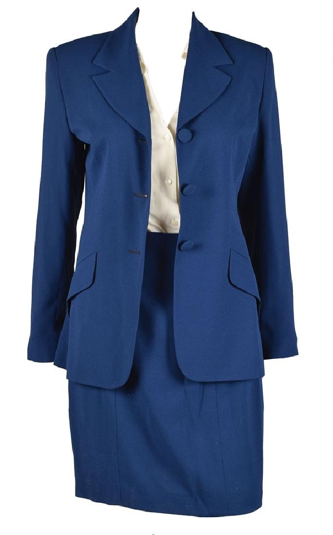 Hilary Swank Screen-Worn Suit and Blouse from Freedom Writers