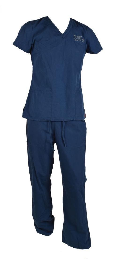 Edie Falco Screen-Worn Costume from Nurse Jackie