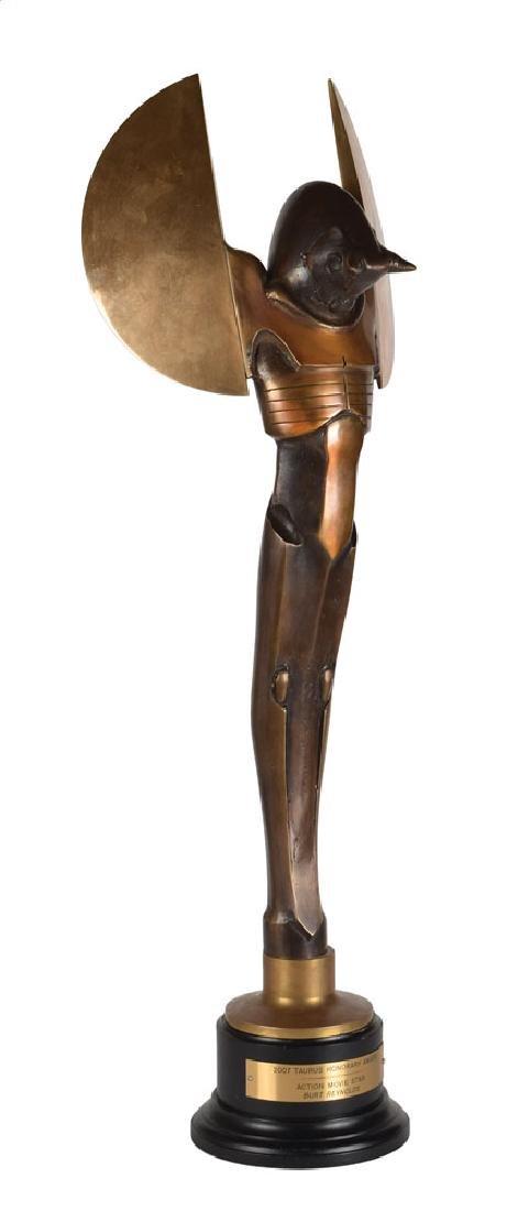 Burt Reynolds 2007 Taurus Award