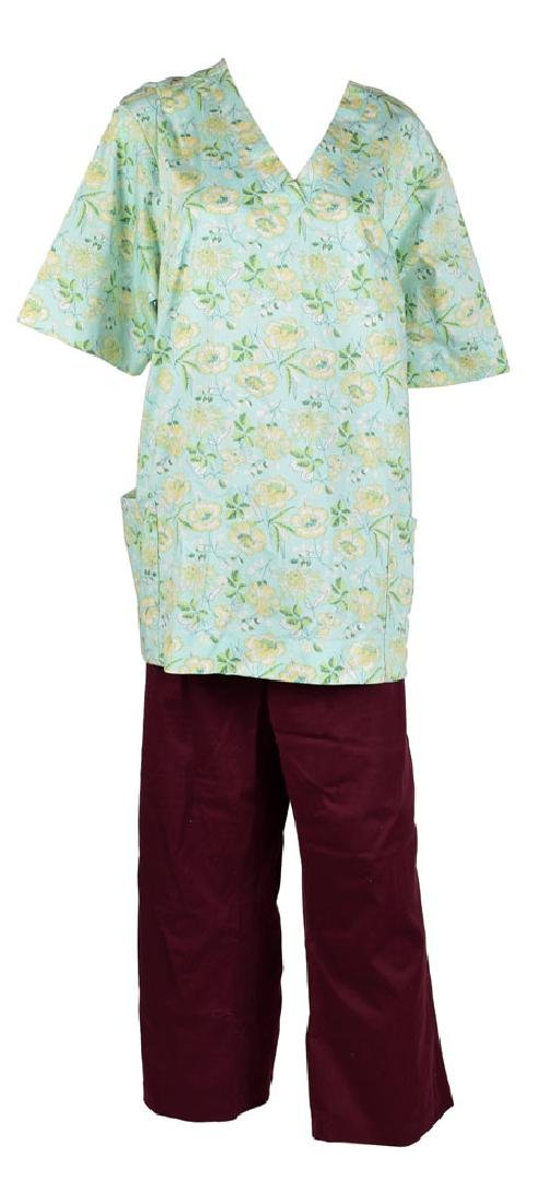 Melissa McCarthy Screen-Worn Scrub Outfit from St. Vincent