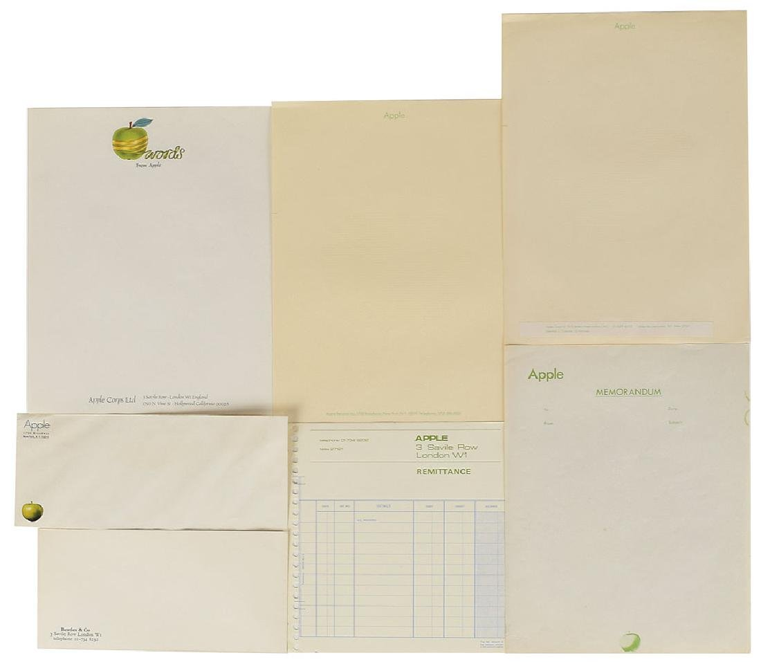 Apple Records Office Forms