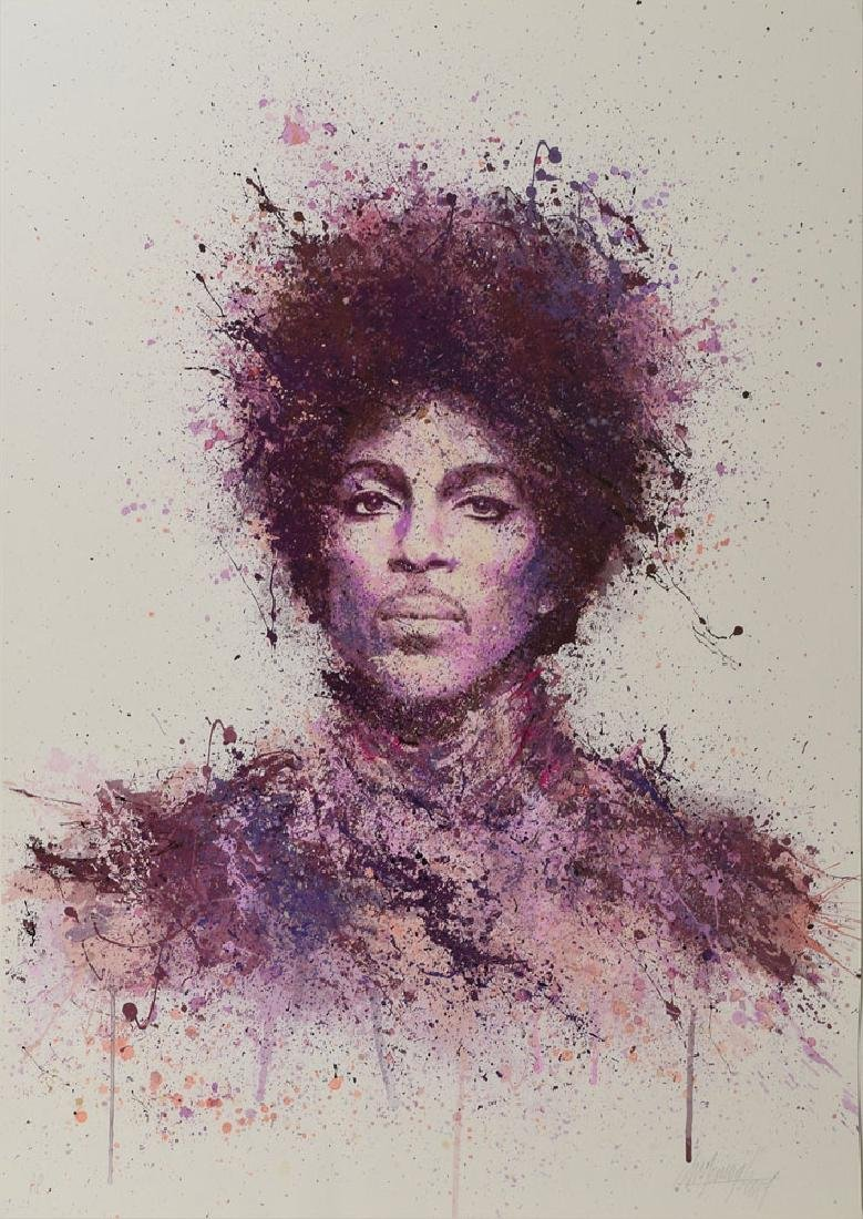 Prince Limited Edition Giclee Print