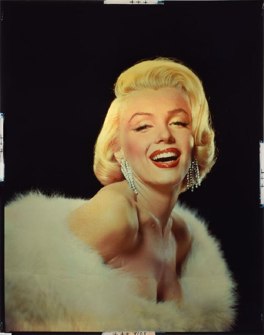 Marilyn Monroe Original 1953 Frank Powolny Negative