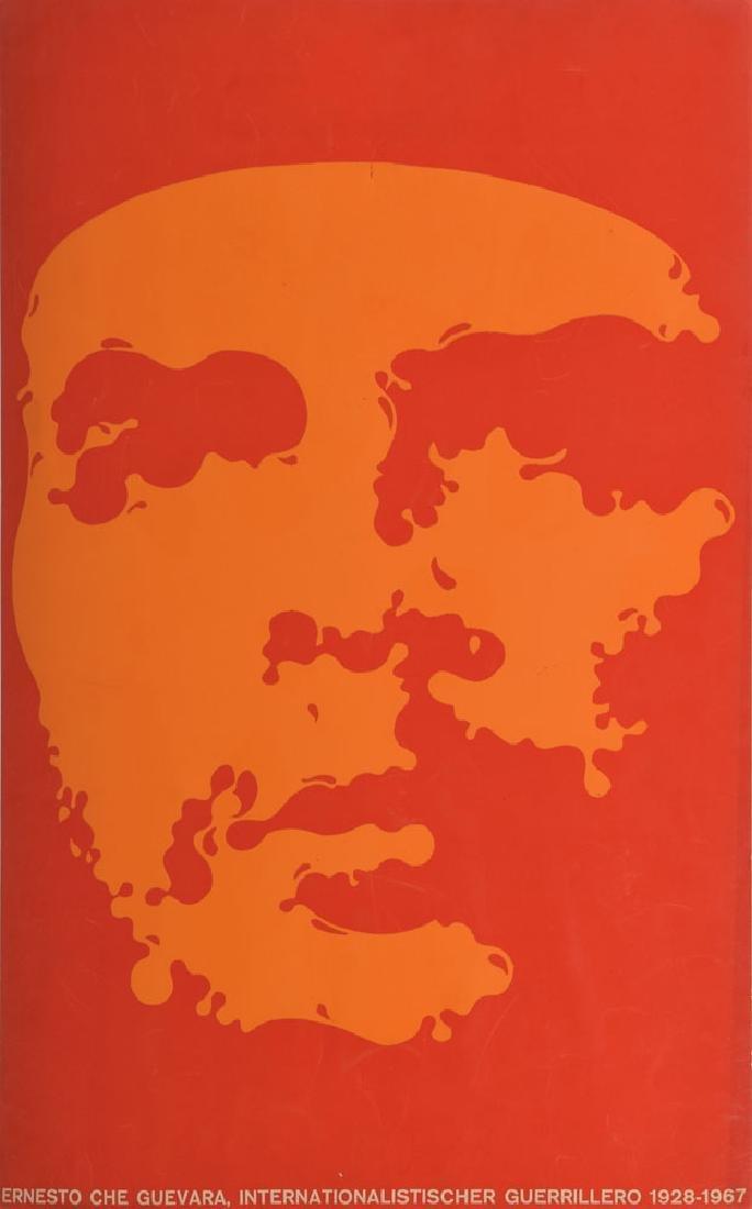 Che Guevara 1967 Commemorative Poster