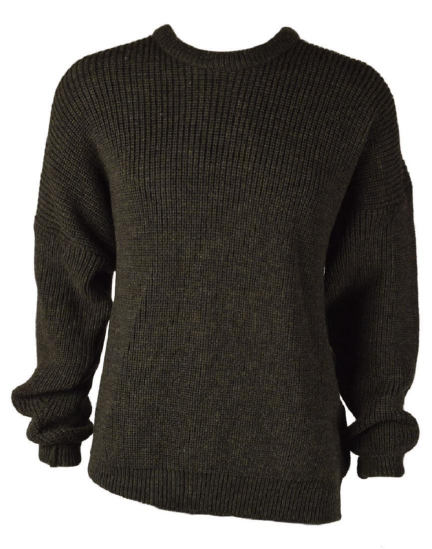 Jonathan Pryce Screen-Worn Sweater from Ronin