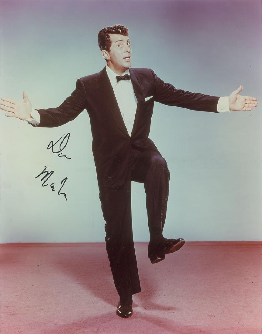 Dean Martin Signed Photograph