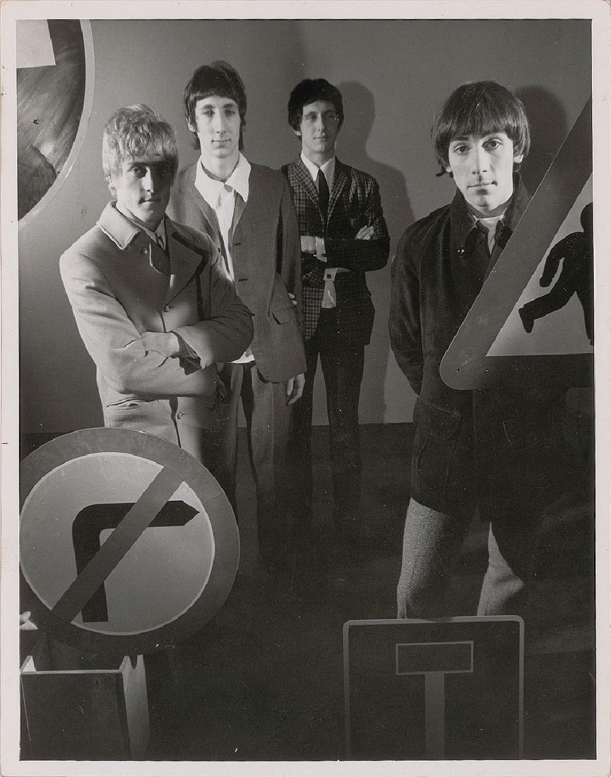 The Who Original Photograph