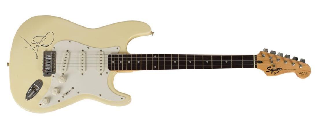 Seal Signed Guitar