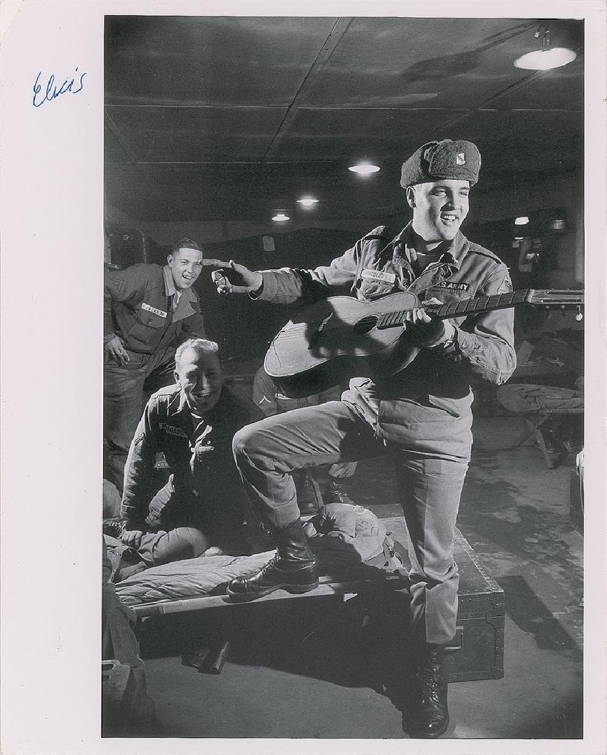 Elvis Presley Photograph