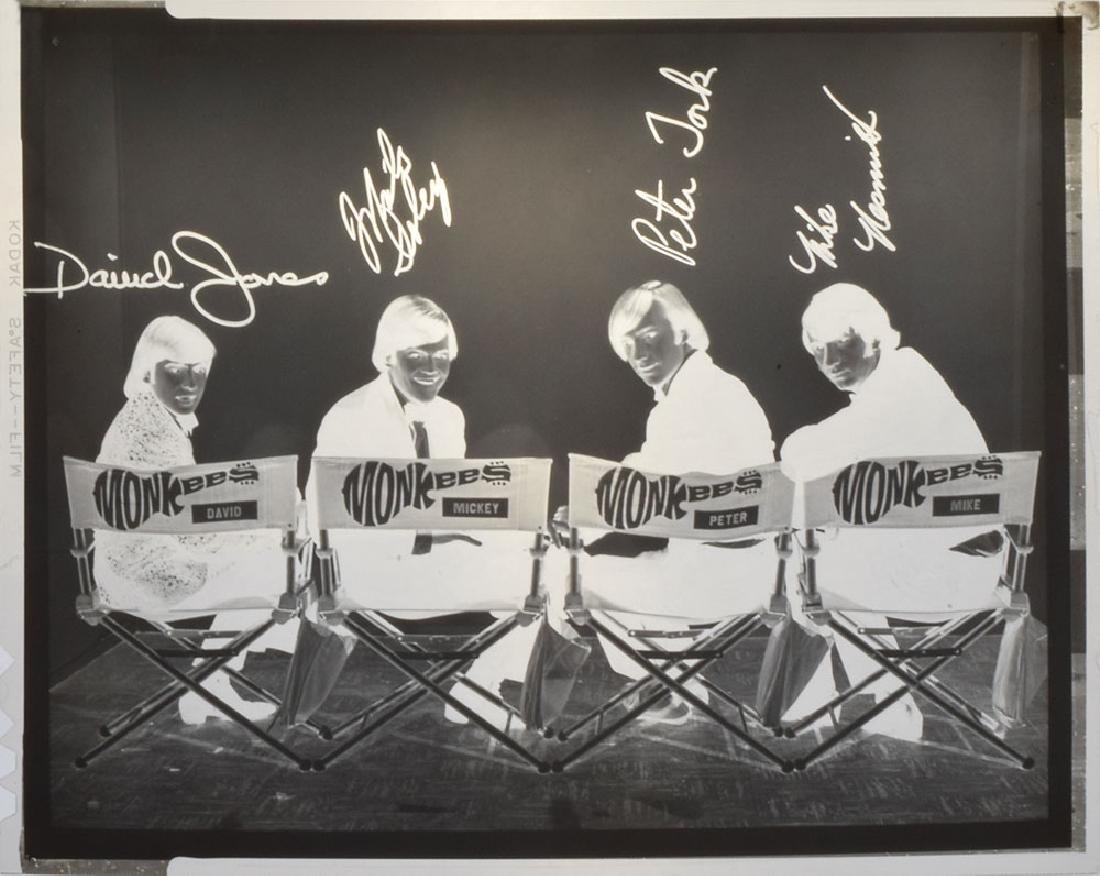 The Monkees Original Publicity Negative