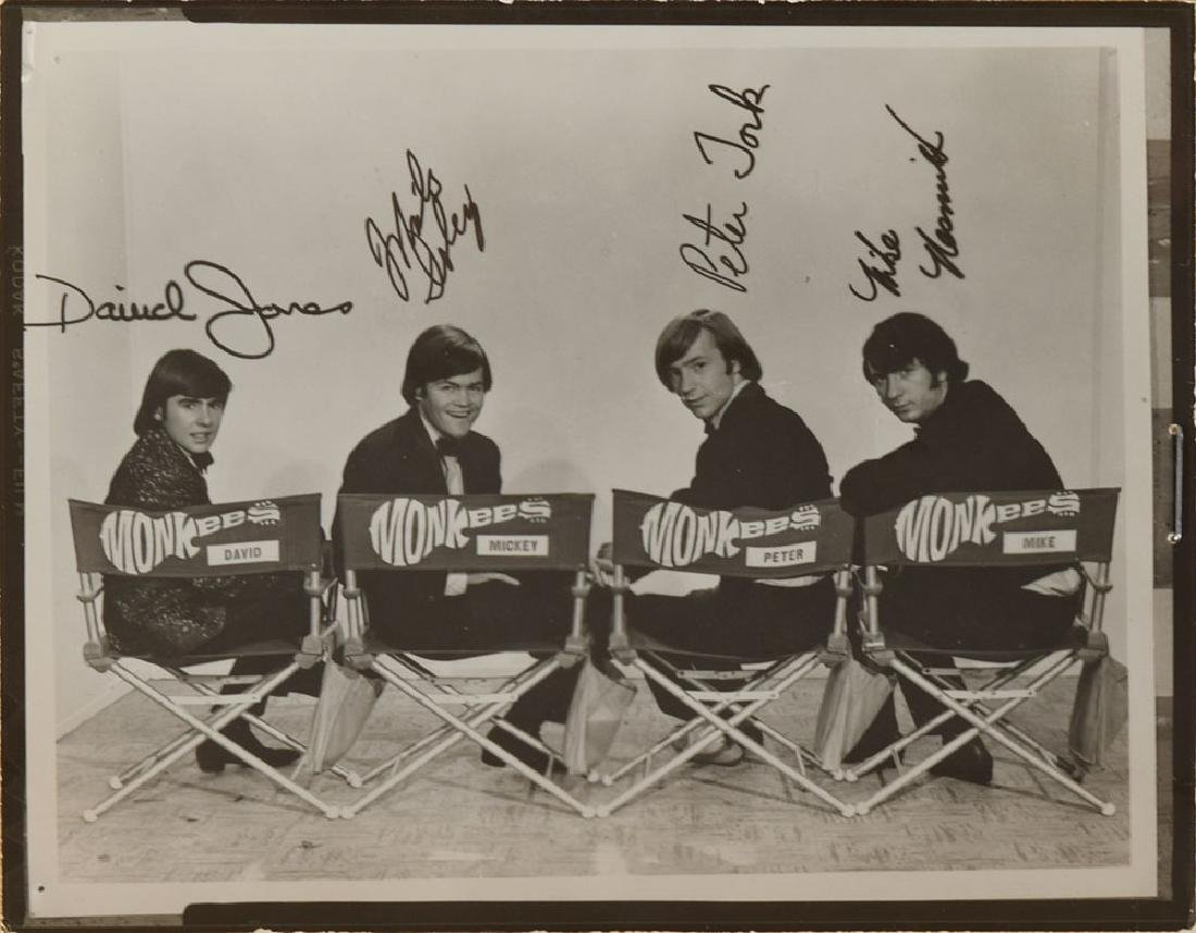 The Monkees Original Publicity Negative - 2