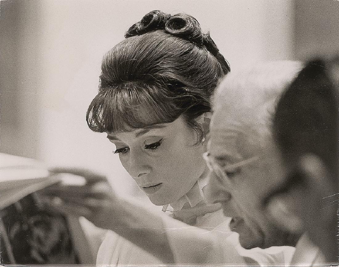 Audrey Hepburn Vintage Photographs