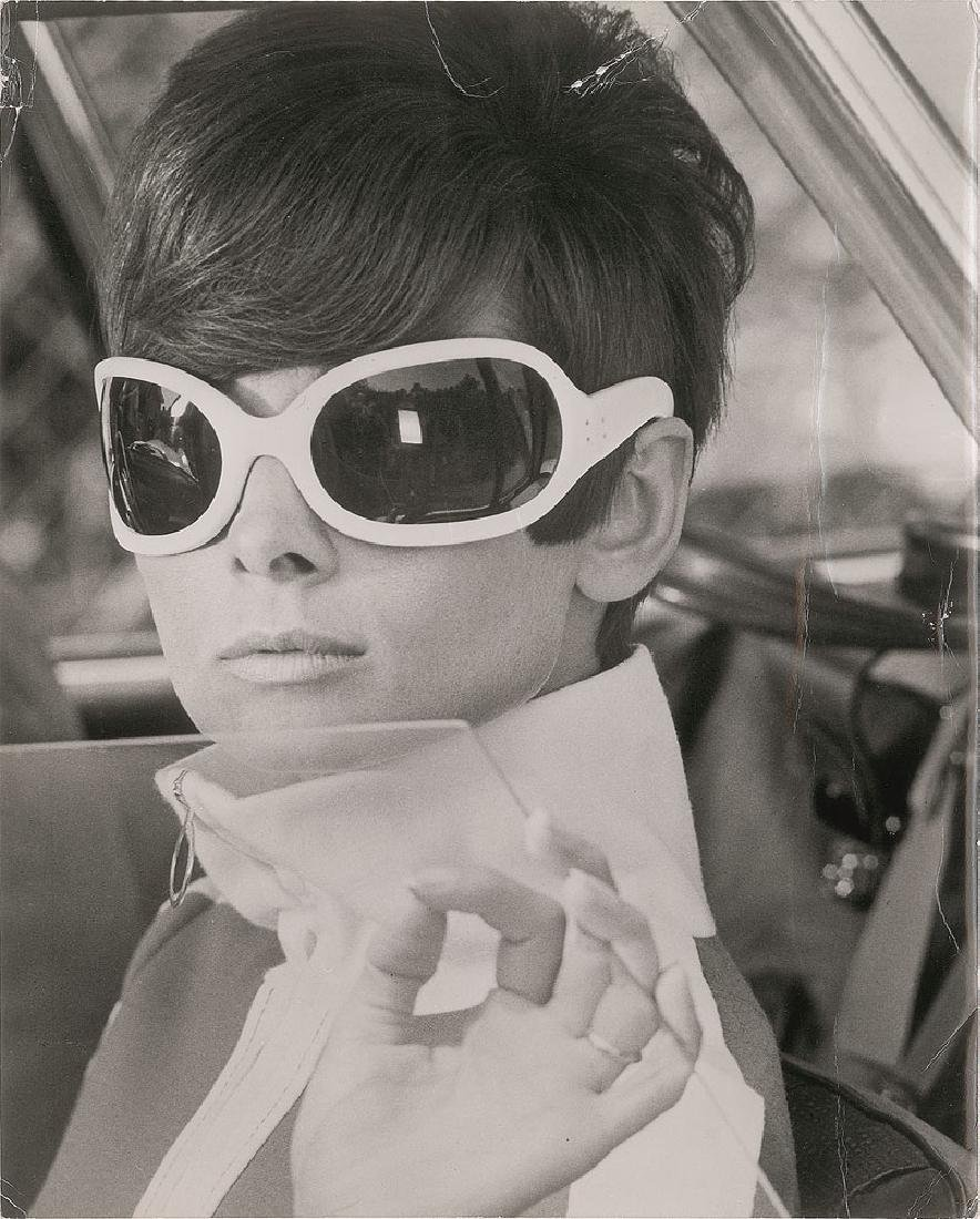 Audrey Hepburn Vintage Photographs - 2