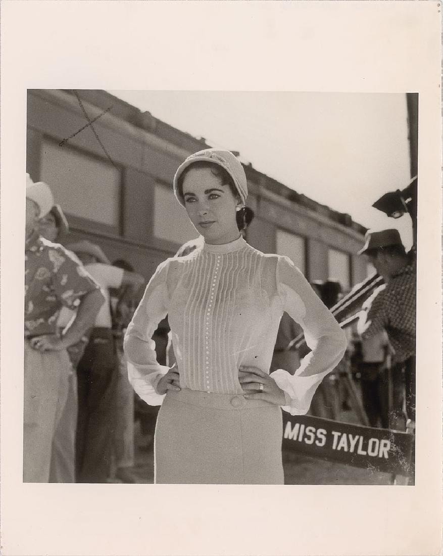 Elizabeth Taylor Original Photograph