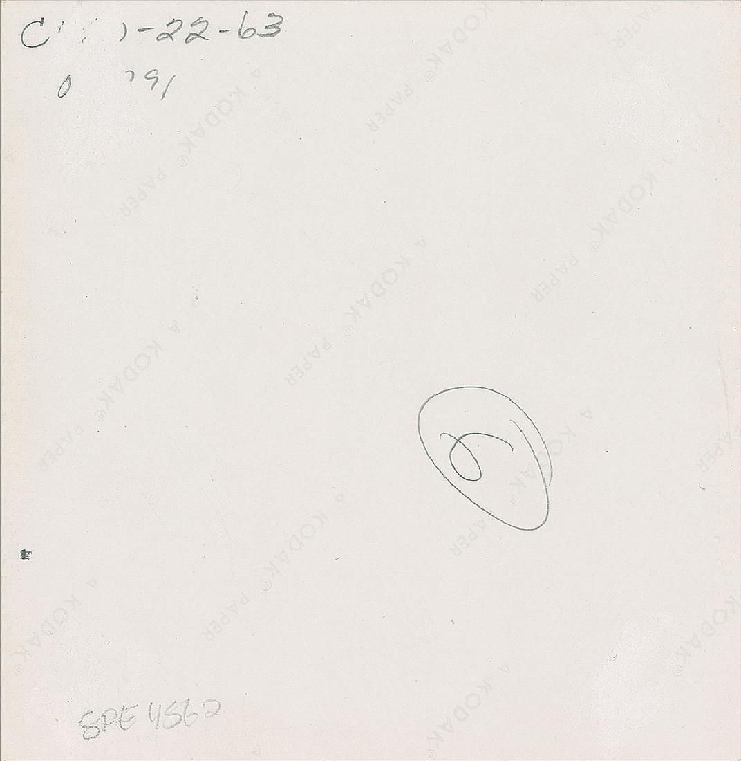 John F. Kennedy Assassination Original Vintage Photograph by Cecil Stoughton - 2